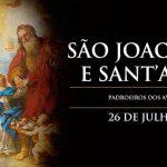 Memória de São Joaquim e Santa Ana
