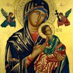 A explicação do Ícone de Nossa Senhora do Perpétuo Socorro