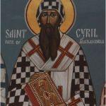 Santo do Dia – São Cirilo Bispo de Alexandria – 27/06/2019