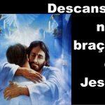Jesus estendeu a mão e o tocou
