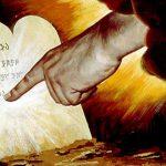 Reflexão: A nova lei não está escrita em Tabuas de Pedras, mas nos corações.