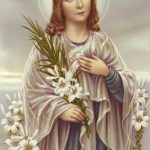 Santo do Dia –  Santa Maria Goretti – 06/07/2019
