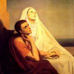 Contemplação de Agostinho e Mônica em Óstia