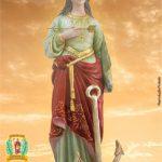 Santo do Dia – Santa Filomena 10/082019