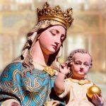 Nossa Senhora Rainha – 22/08/2019