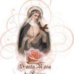 Santo do dia – Santa Rosa de Lima – 23/08/2019