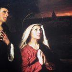 O Magnifico diálogo entre Santo Agostinho e sua Mãe Santa Mônica