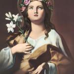 Santo do dia –  Santa Rosália