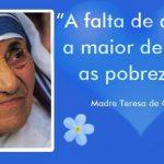 Santo do Dia – Santa Teresa de Calcutá – 05/09/2019