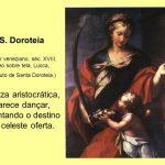 Santo do Dia – Santa Dorotéia
